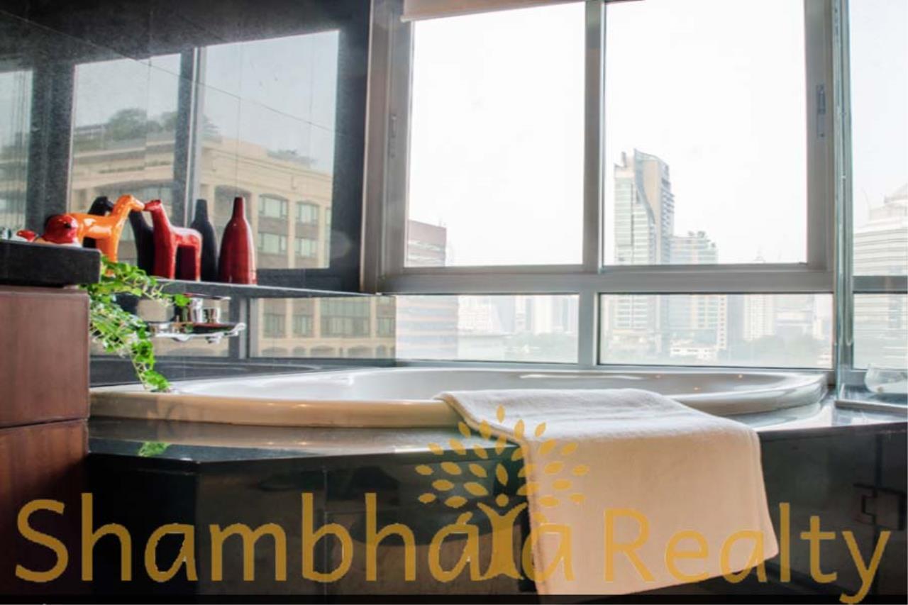 Shambhala Realty Agency's Royal Residence Park Condominium for Rent in Langsuan 3