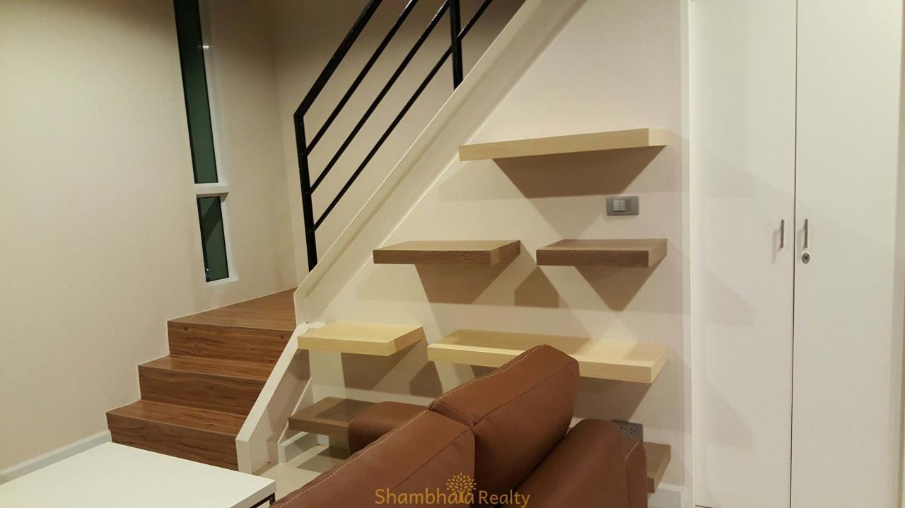Shambhala Realty Agency's The Sky Sukhumvit Condominium for Rent in Sukhumvit 103/4 28