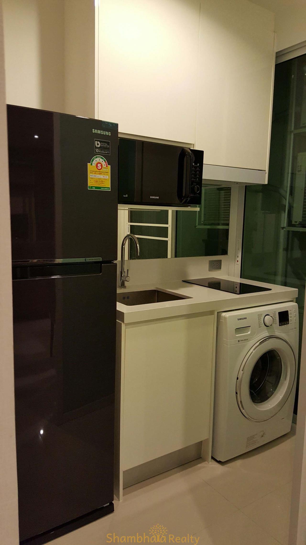 Shambhala Realty Agency's The Sky Sukhumvit Condominium for Rent in Sukhumvit 103/4 22