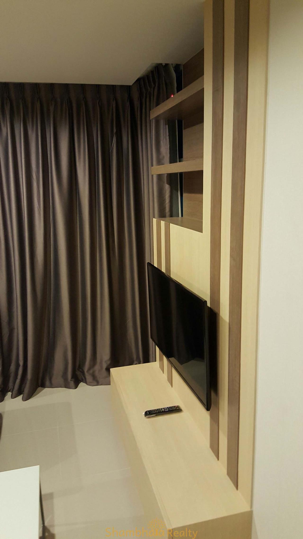 Shambhala Realty Agency's The Sky Sukhumvit Condominium for Rent in Sukhumvit 103/4 34