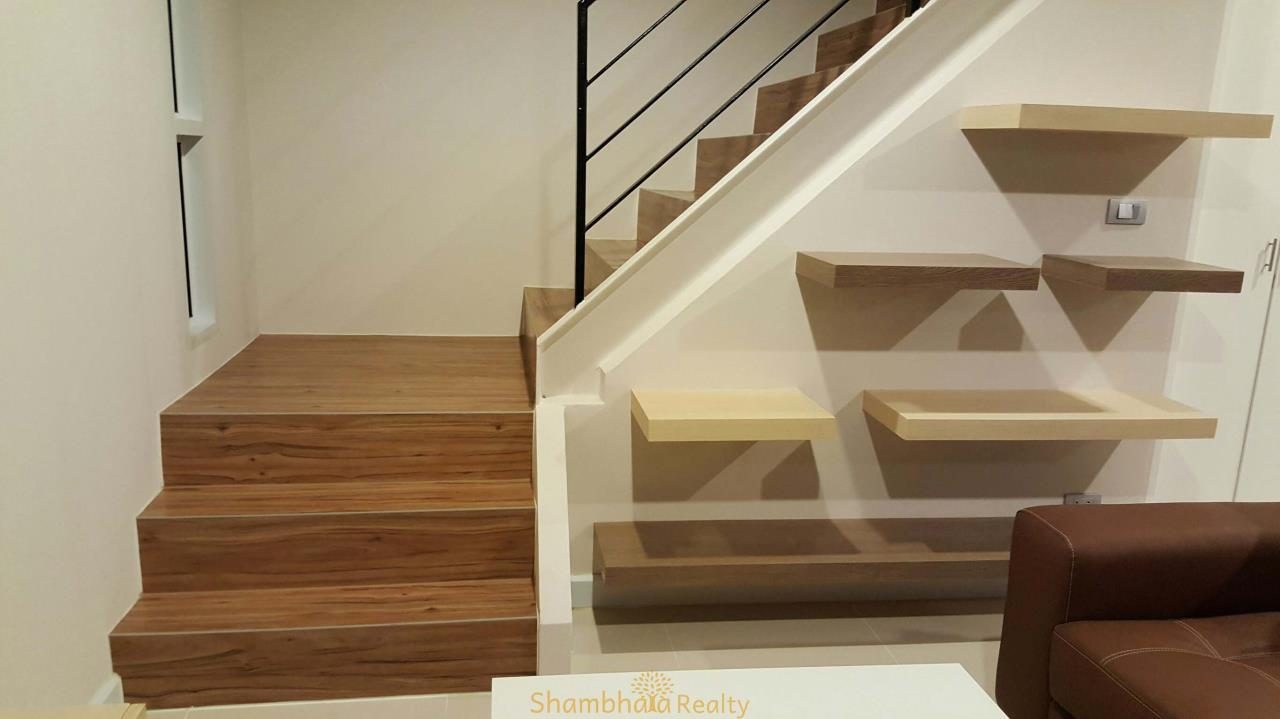 Shambhala Realty Agency's The Sky Sukhumvit Condominium for Rent in Sukhumvit 103/4 35
