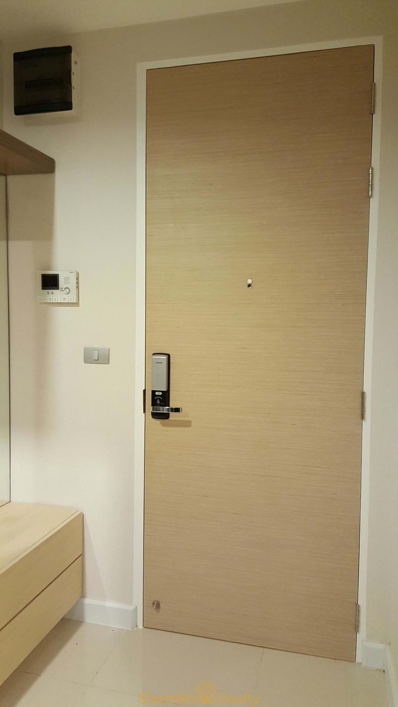 Shambhala Realty Agency's The Sky Sukhumvit Condominium for Rent in Sukhumvit 103/4 40