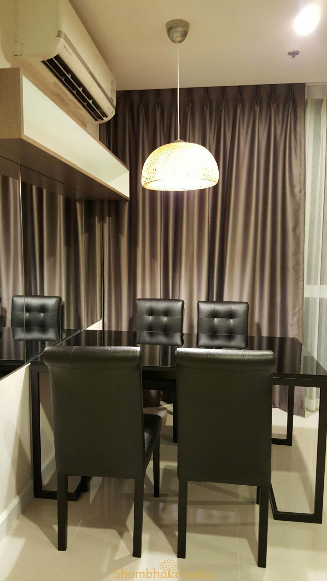 Shambhala Realty Agency's The Sky Sukhumvit Condominium for Rent in Sukhumvit 103/4 25
