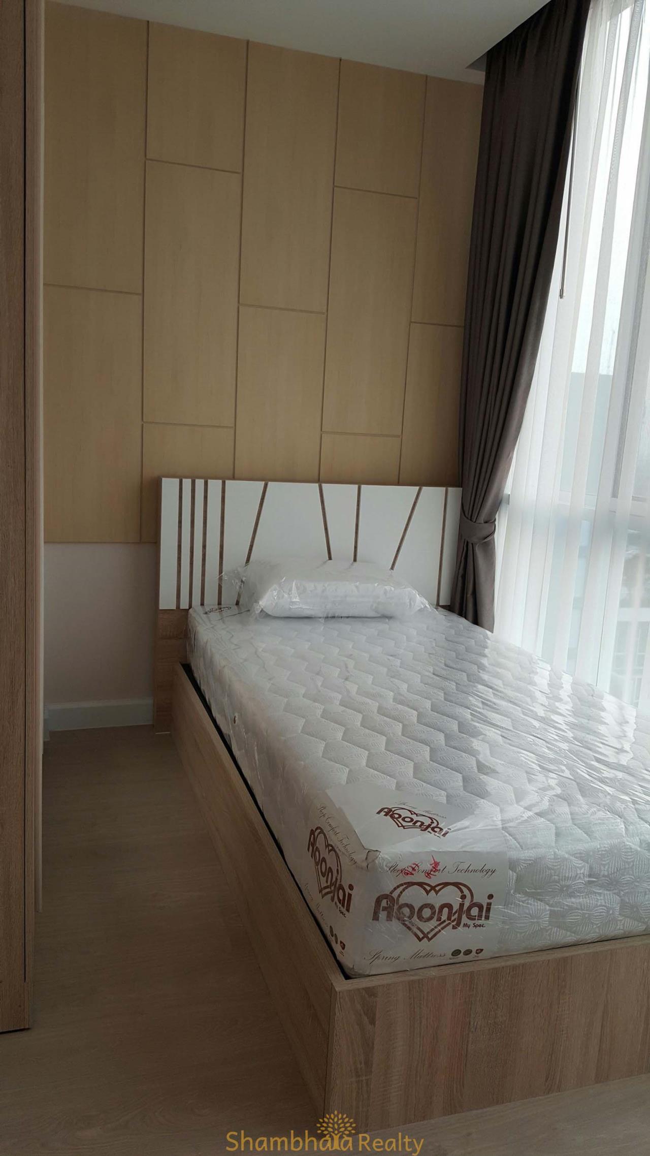 Shambhala Realty Agency's The Sky Sukhumvit Condominium for Rent in Sukhumvit 103/4 9
