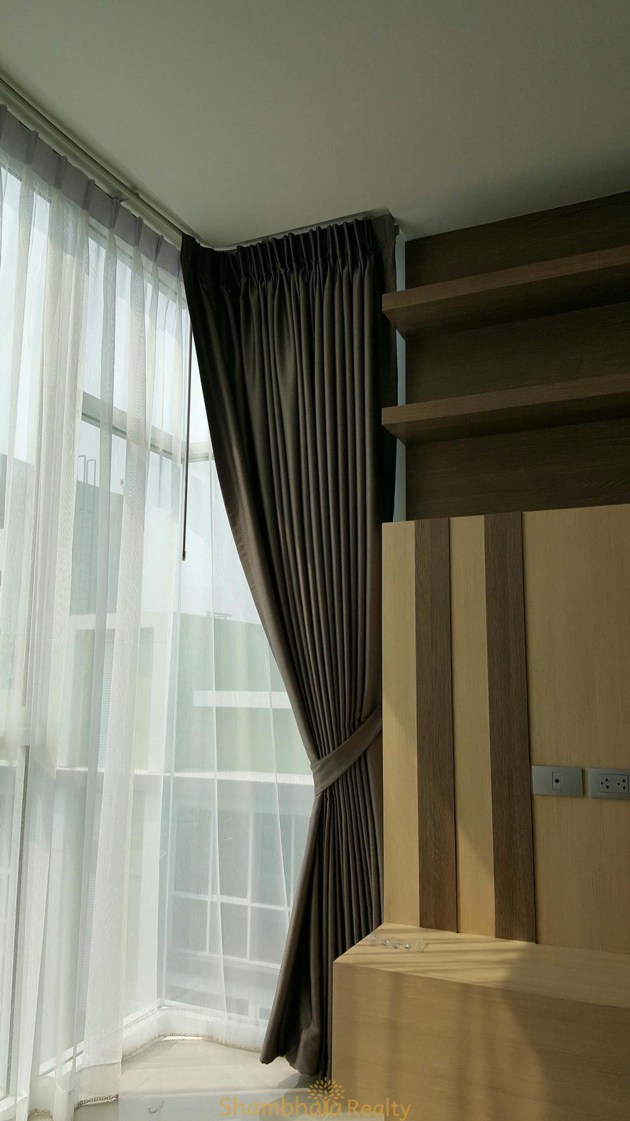 Shambhala Realty Agency's The Sky Sukhumvit Condominium for Rent in Sukhumvit 103/4 6