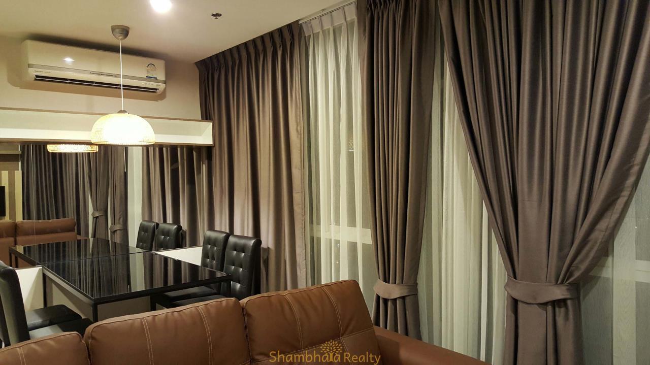 Shambhala Realty Agency's The Sky Sukhumvit Condominium for Rent in Sukhumvit 103/4 36