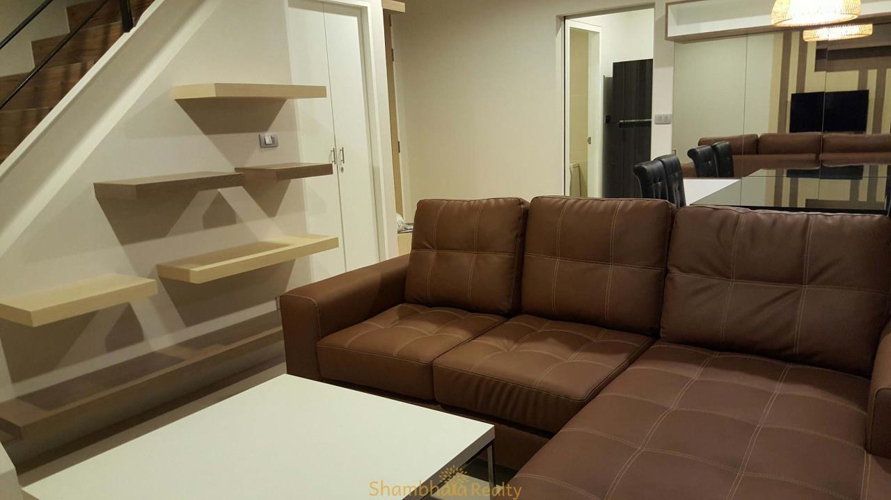 Shambhala Realty Agency's The Sky Sukhumvit Condominium for Rent in Sukhumvit 103/4 37
