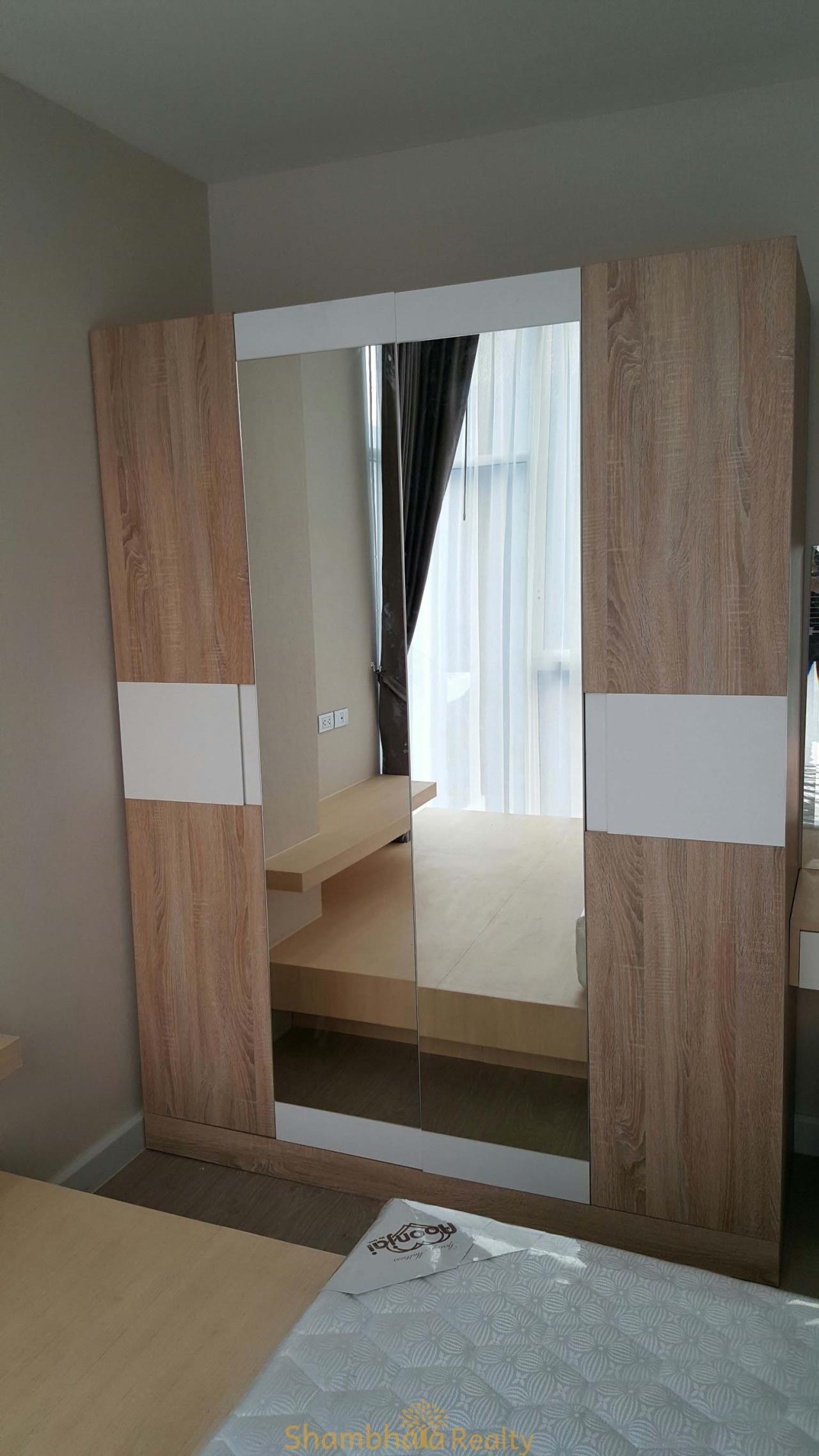 Shambhala Realty Agency's The Sky Sukhumvit Condominium for Rent in Sukhumvit 103/4 19