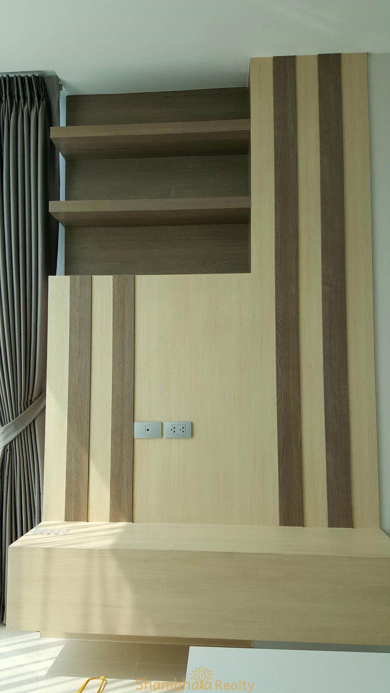 Shambhala Realty Agency's The Sky Sukhumvit Condominium for Rent in Sukhumvit 103/4 5