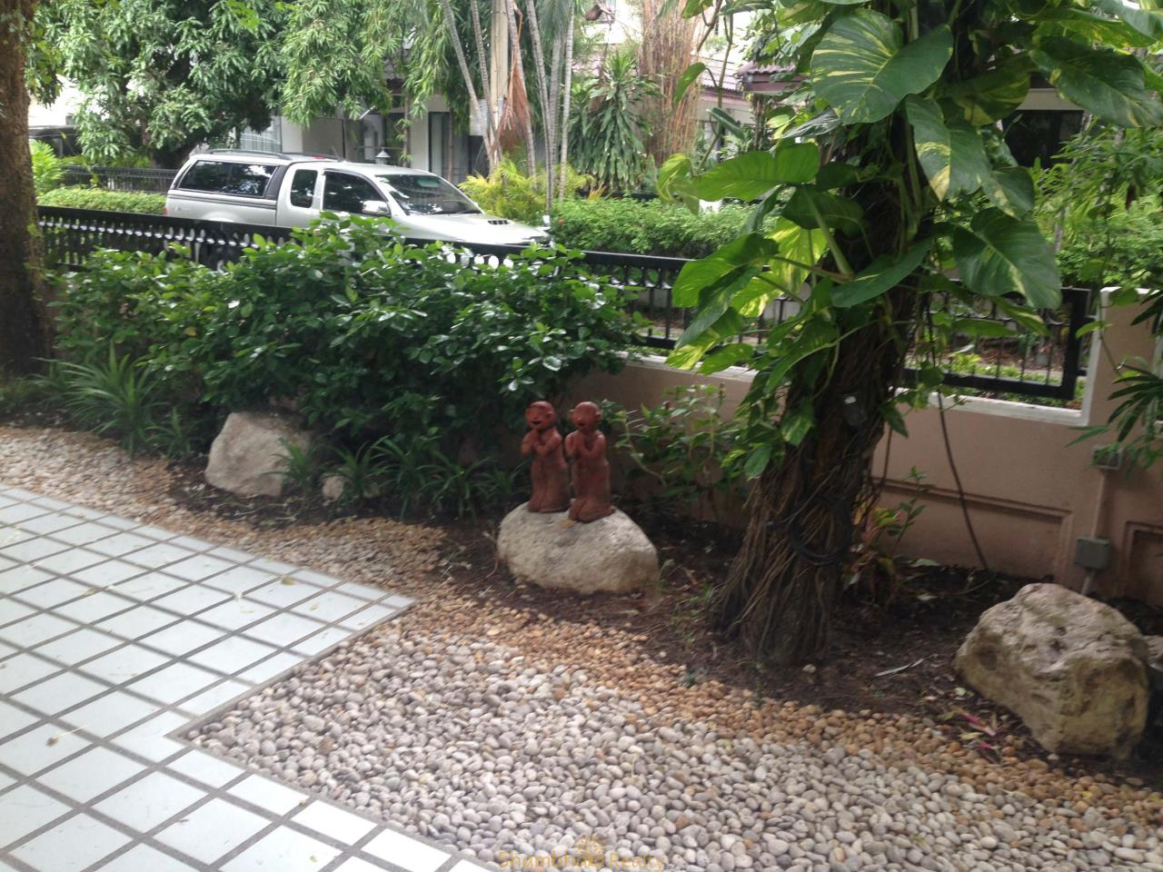 Shambhala Realty Agency's Noble House Condominium for Rent in Thonglor 25 soi Sang Thong 12