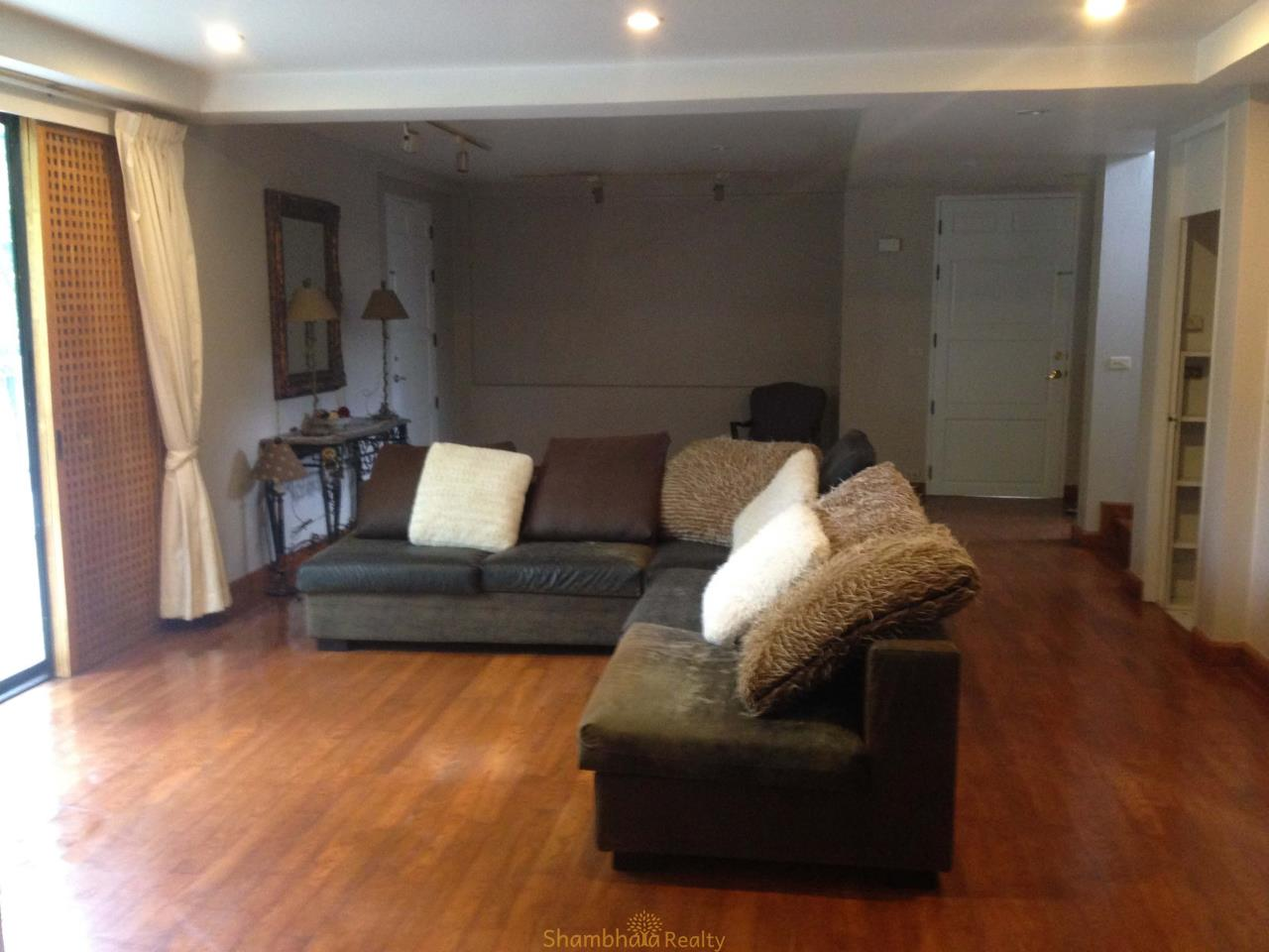 Shambhala Realty Agency's Noble House Condominium for Rent in Thonglor 25 soi Sang Thong 10