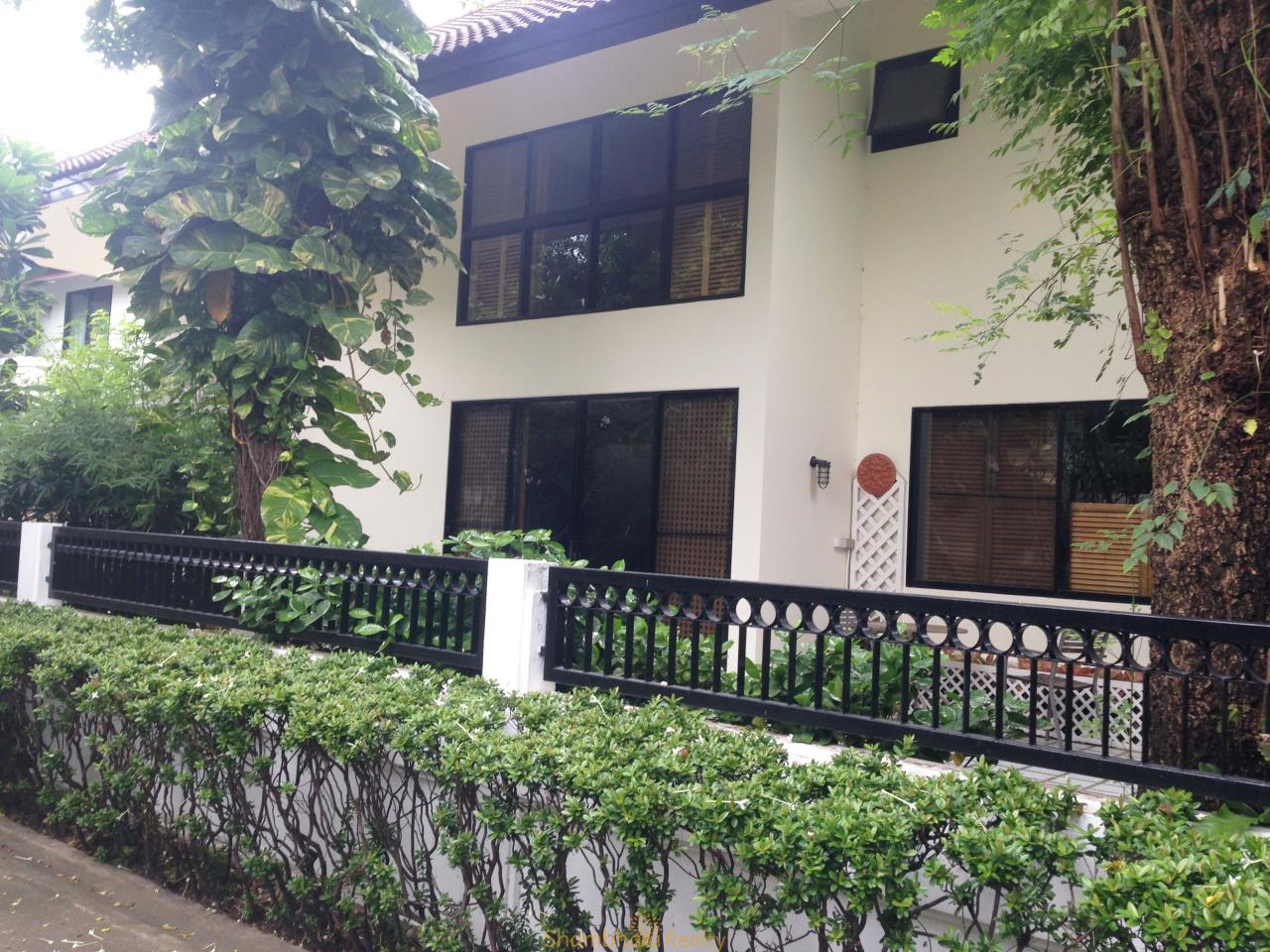 Shambhala Realty Agency's Noble House Condominium for Rent in Thonglor 25 soi Sang Thong 18