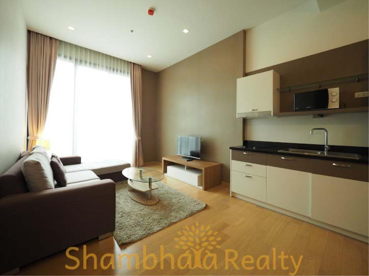 Shambhala Realty Agency's Noble ReD Condominium for Rent in Aree 2