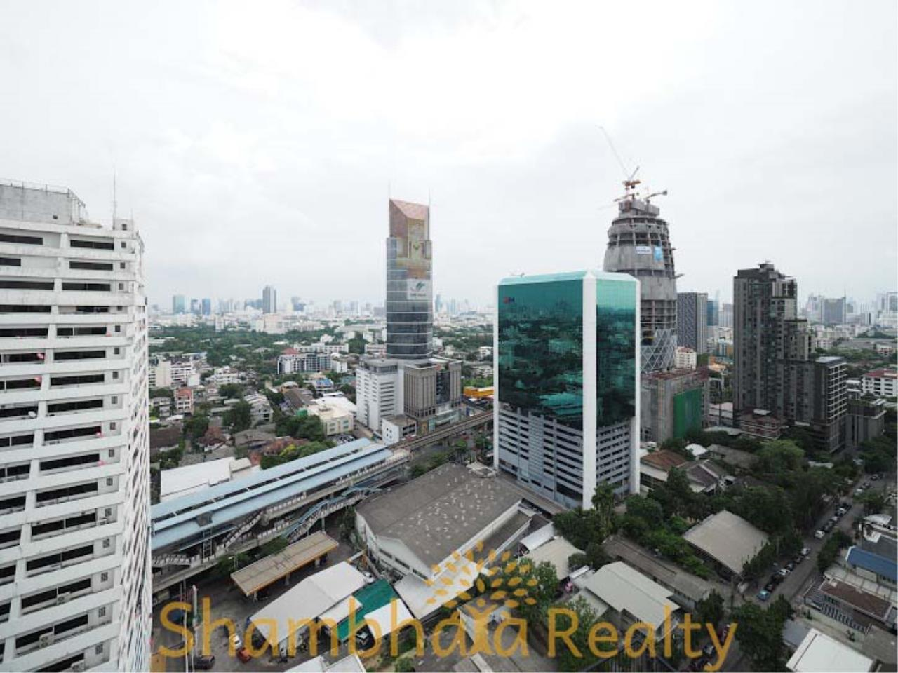Shambhala Realty Agency's Noble ReD Condominium for Rent in Aree 1