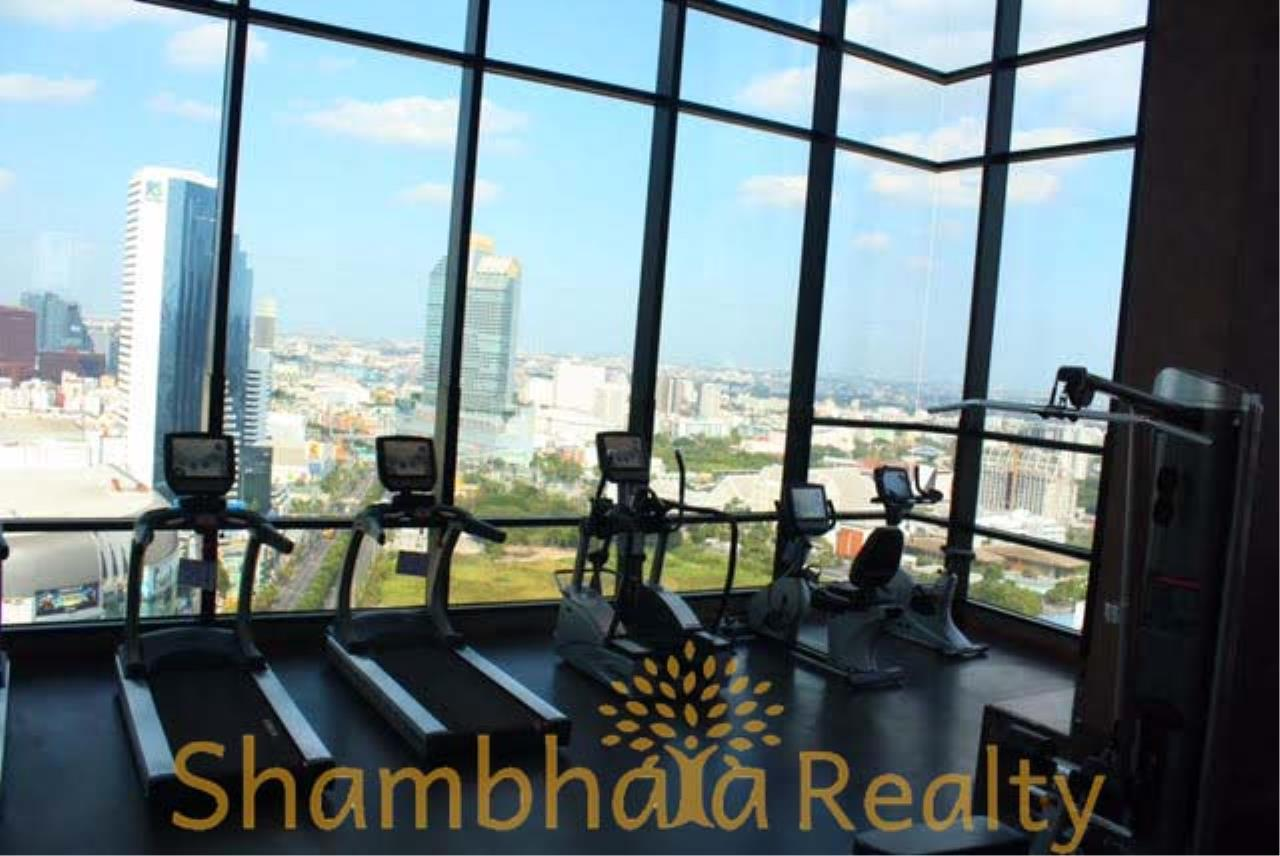 Shambhala Realty Agency's Ivy Ampio Condominium for Rent in Ratchadapisek road 3