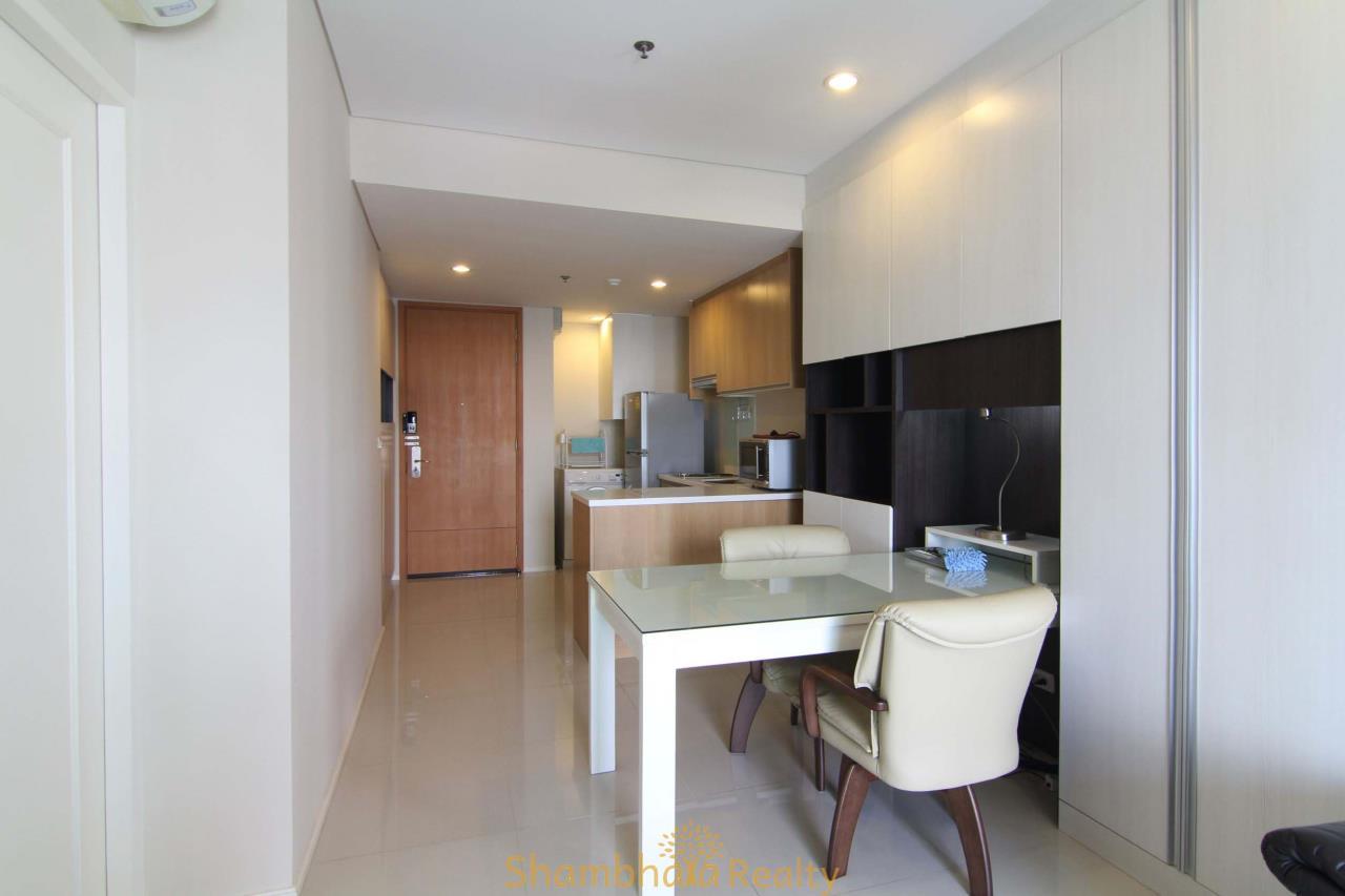 Shambhala Realty Agency's Villa Asoke Condominium for Rent in Asok 13