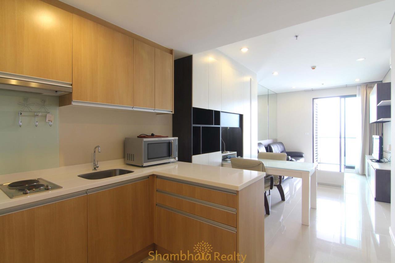 Shambhala Realty Agency's Villa Asoke Condominium for Rent in Asok 16