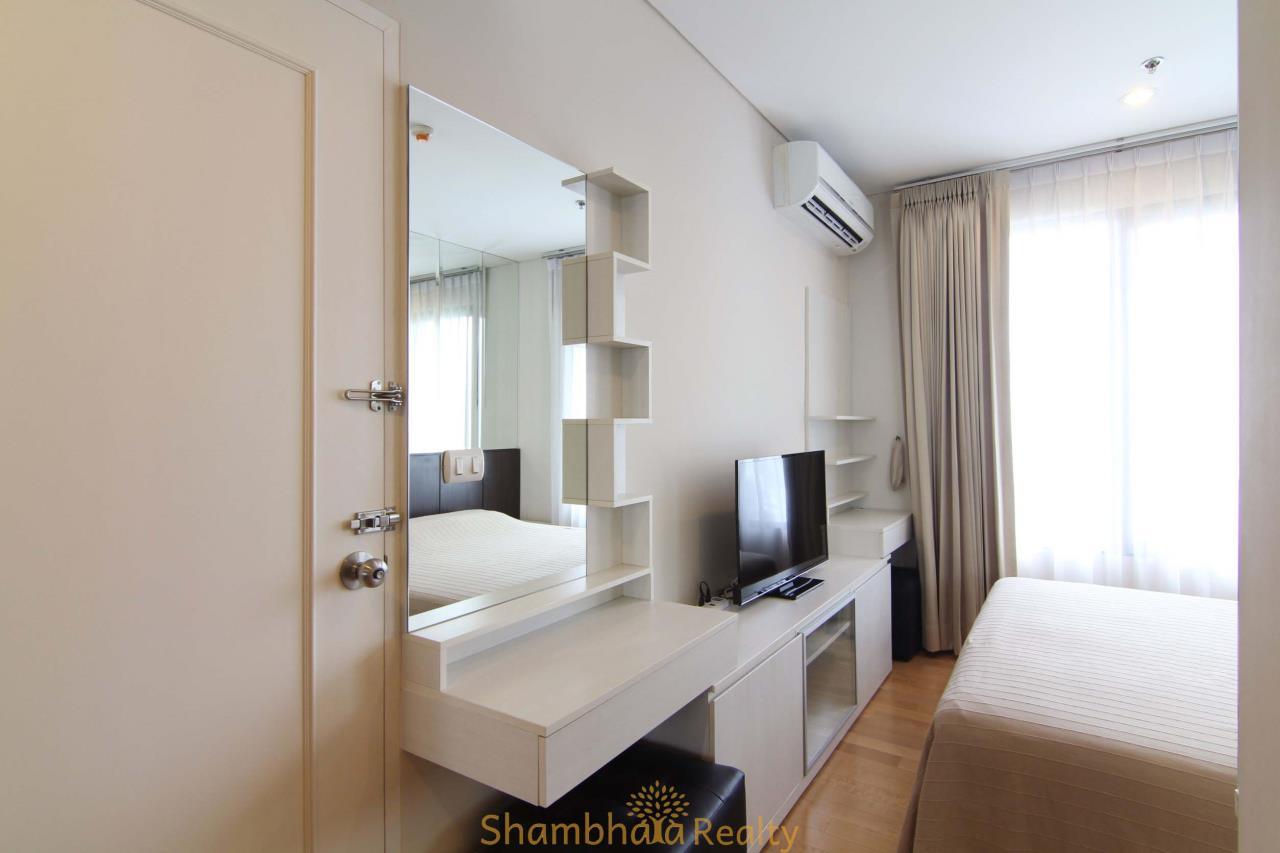 Shambhala Realty Agency's Villa Asoke Condominium for Rent in Asok 8