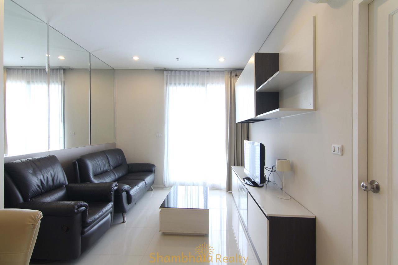 Shambhala Realty Agency's Villa Asoke Condominium for Rent in Asok 12