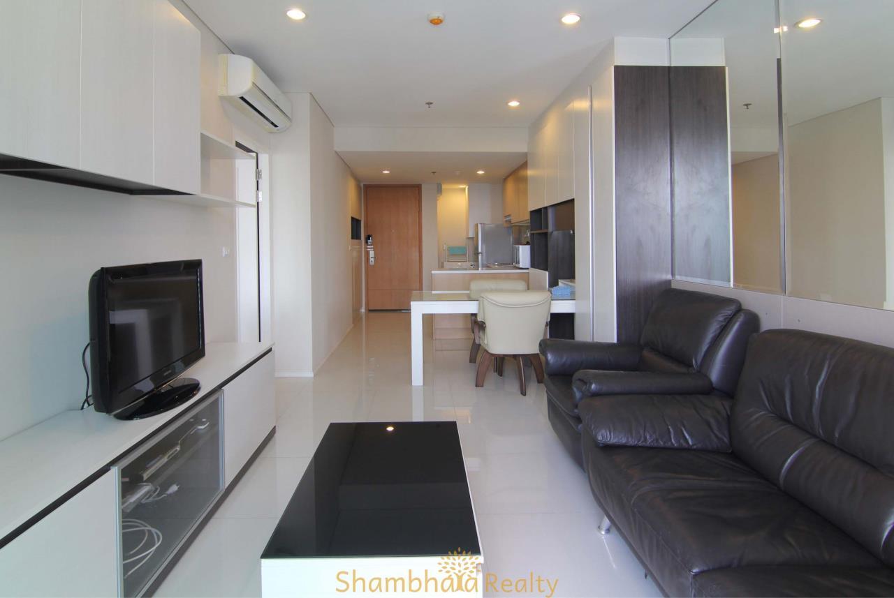 Shambhala Realty Agency's Villa Asoke Condominium for Rent in Asok 17