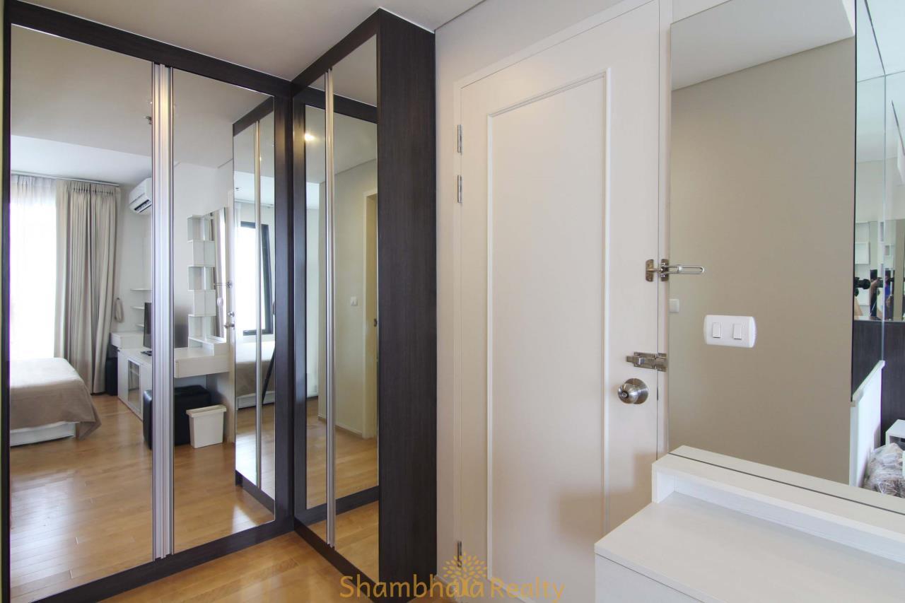 Shambhala Realty Agency's Villa Asoke Condominium for Rent in Asok 6