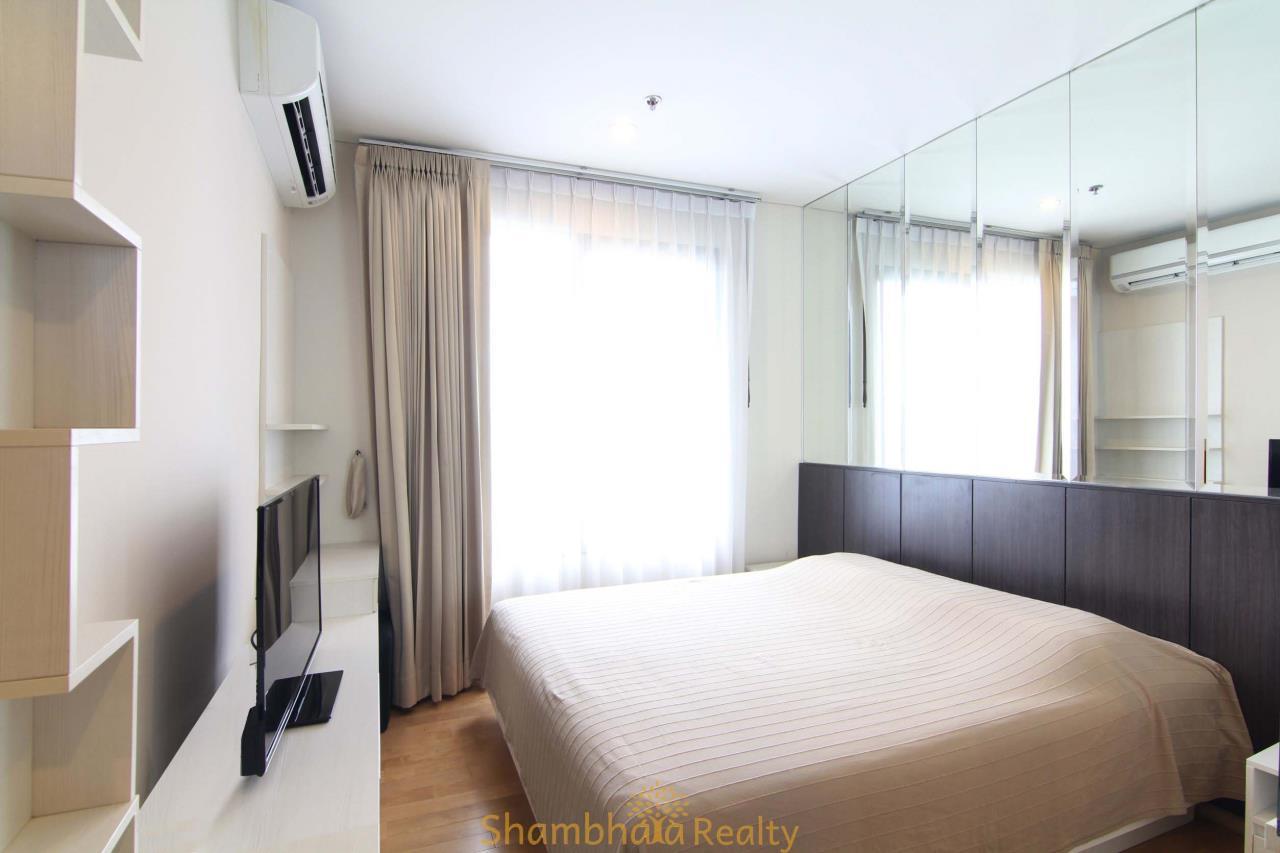Shambhala Realty Agency's Villa Asoke Condominium for Rent in Asok 9