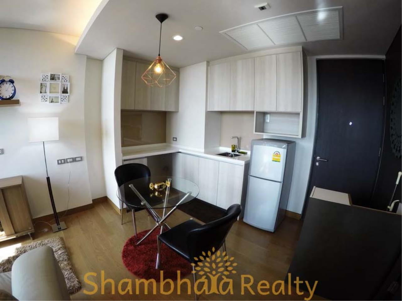 Shambhala Realty Agency's The Lumpini 24 Condominium for Rent in Sukhumvit 24 14