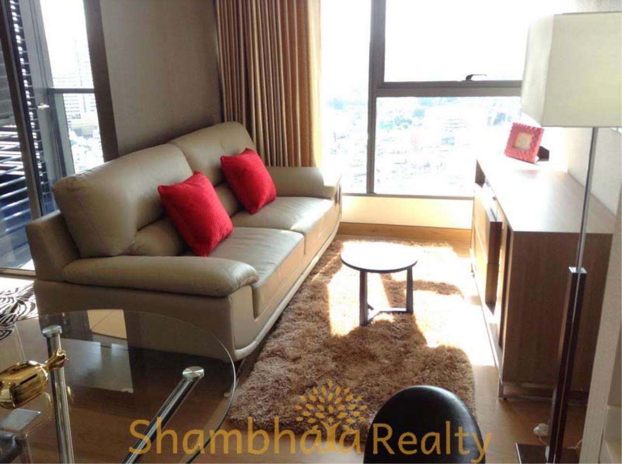 Shambhala Realty Agency's The Lumpini 24 Condominium for Rent in Sukhumvit 24 6