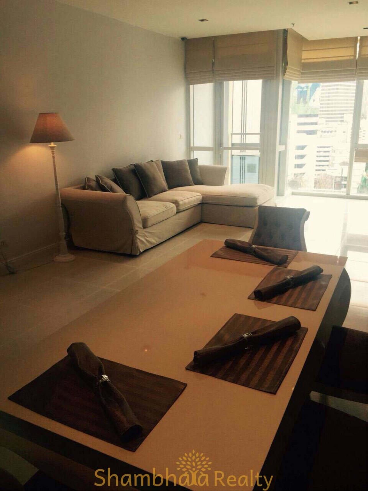 Shambhala Realty Agency's Athenee Residence Condominium for Rent in Wirelss road 1