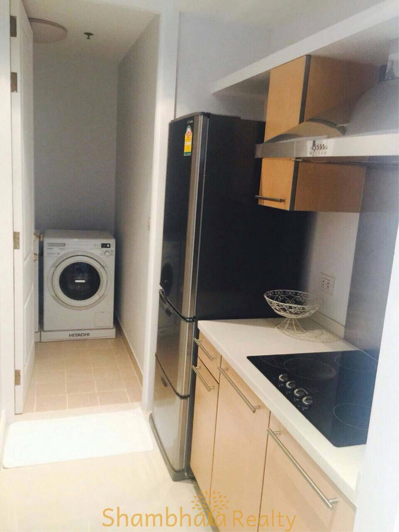 Shambhala Realty Agency's Athenee Residence Condominium for Rent in Wirelss road 2