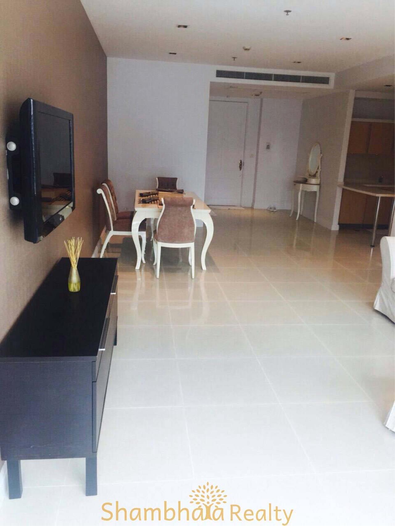 Shambhala Realty Agency's Athenee Residence Condominium for Rent in Wirelss road 4