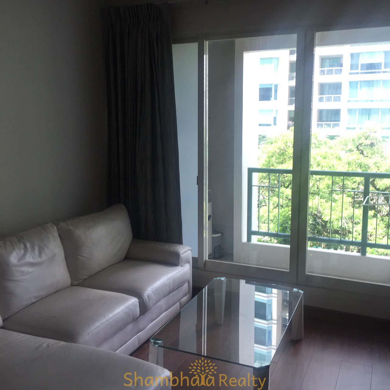 Shambhala Realty Agency's The Address Chidlom Condominium for Rent in Somkid 5