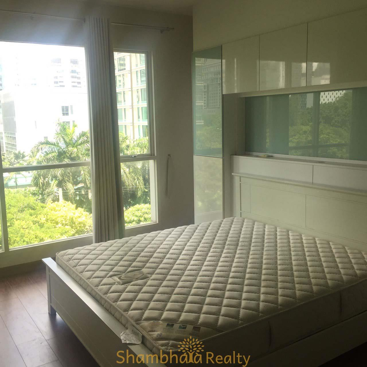 Shambhala Realty Agency's The Address Chidlom Condominium for Rent in Somkid 6