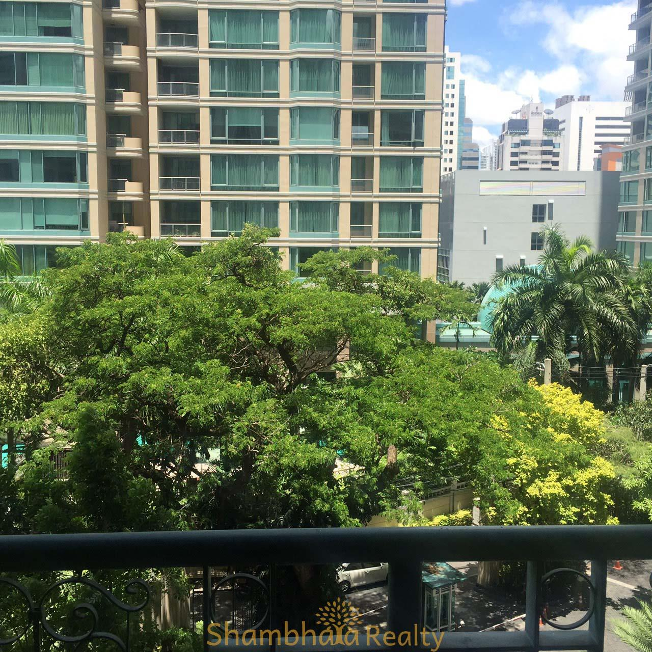 Shambhala Realty Agency's The Address Chidlom Condominium for Rent in Somkid 1