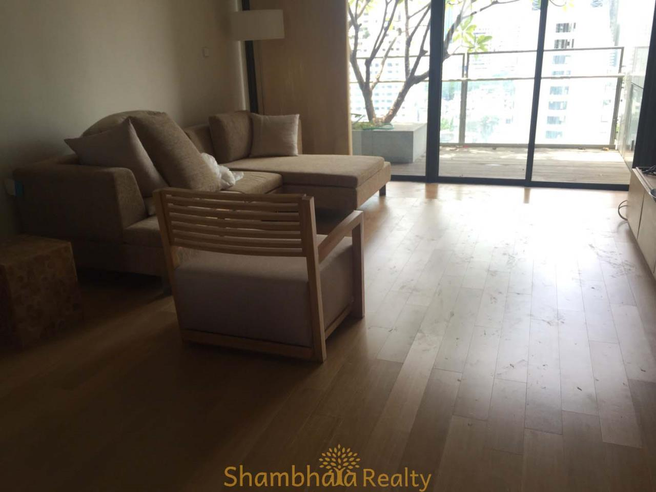 Shambhala Realty Agency's The Met Condominium for Rent in South Sathorn 5