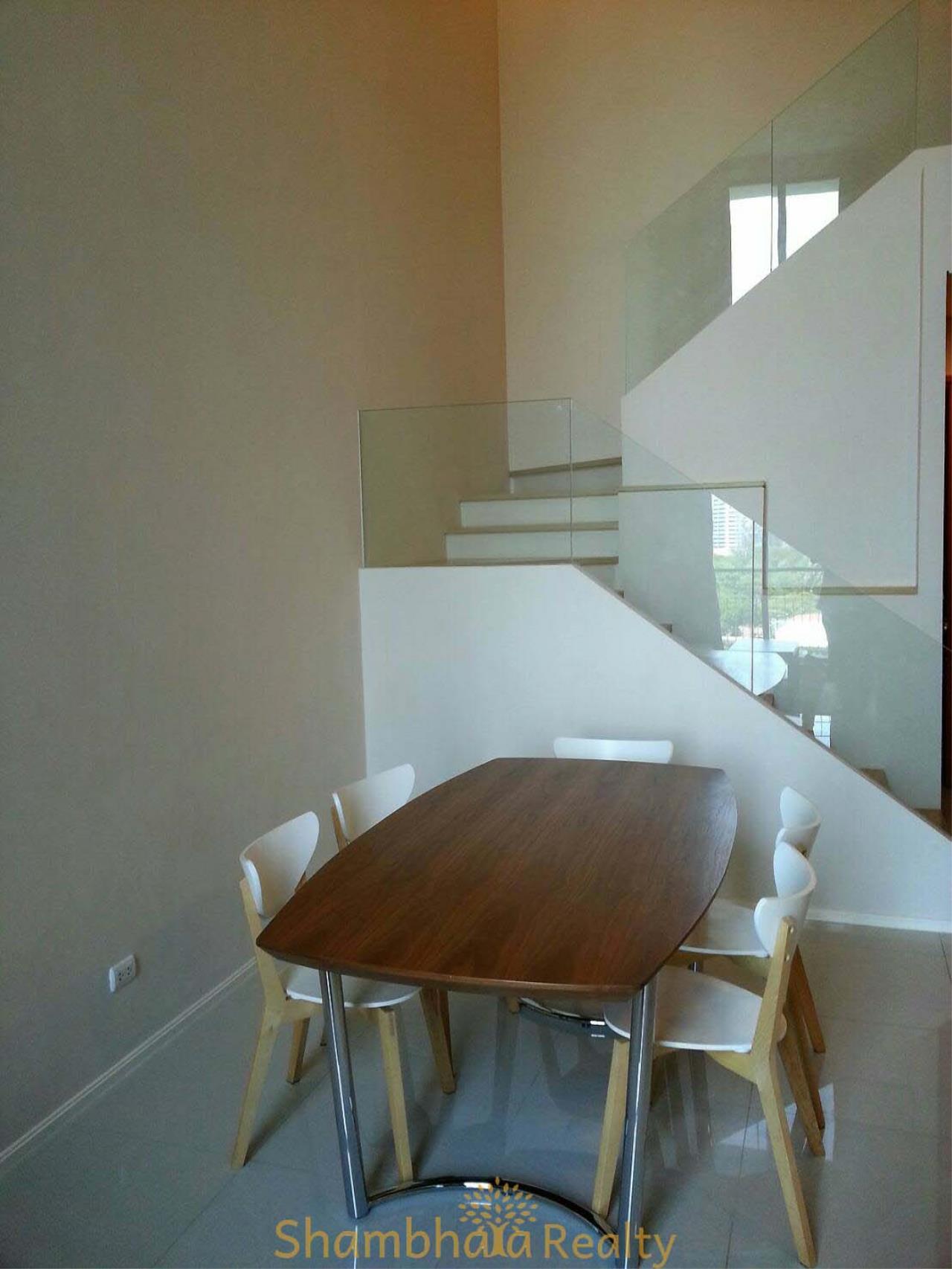 Shambhala Realty Agency's Villa Asoke Condominium for Rent in New Phetchaburi 3
