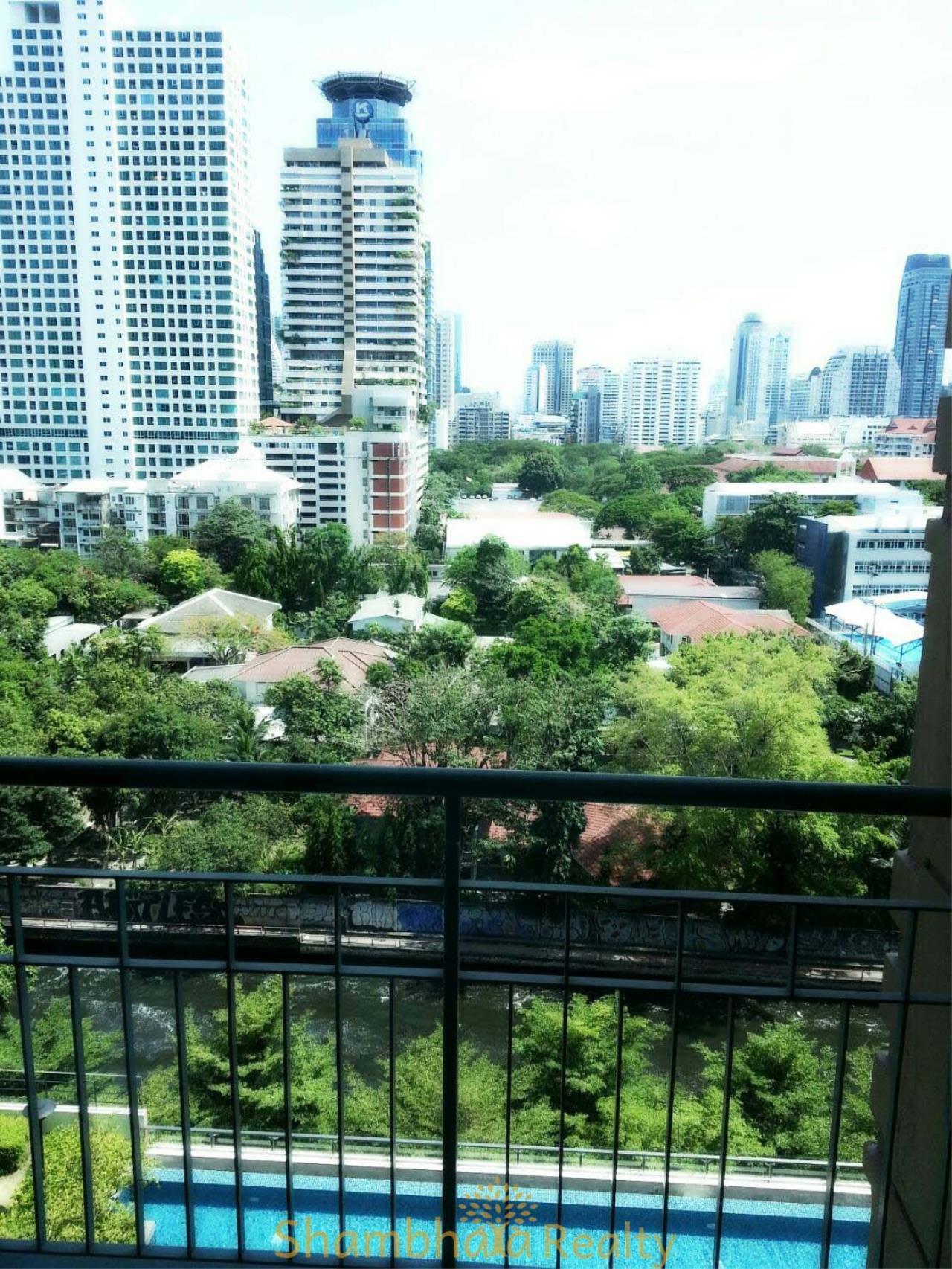 Shambhala Realty Agency's Villa Asoke Condominium for Rent in New Phetchaburi 1