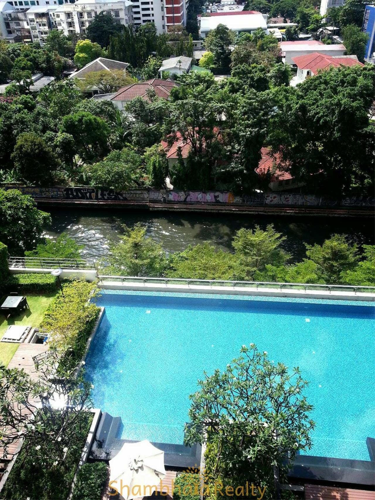 Shambhala Realty Agency's Villa Asoke Condominium for Rent in New Phetchaburi 14