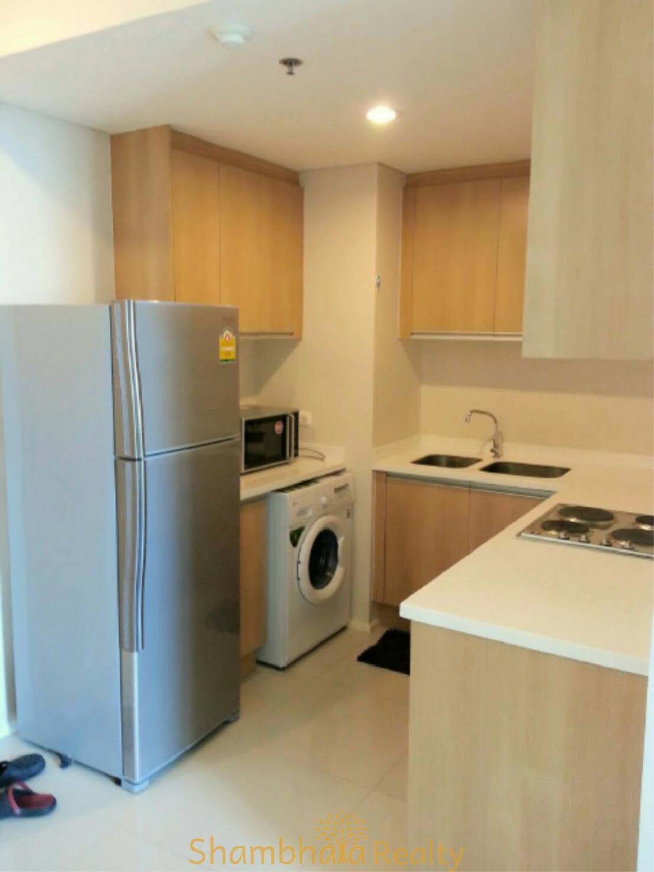 Shambhala Realty Agency's Villa Asoke Condominium for Rent in New Phetchaburi 10