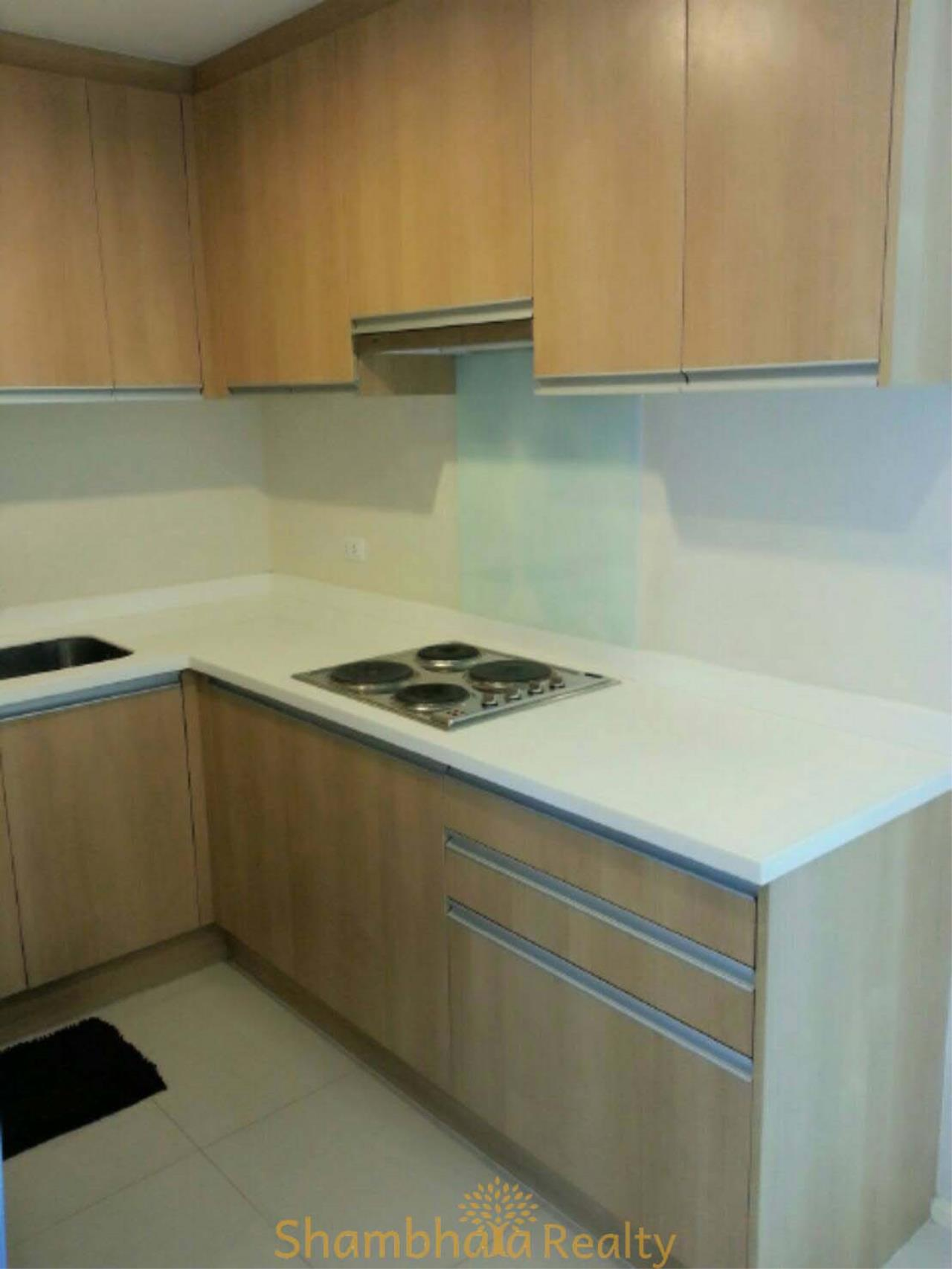 Shambhala Realty Agency's Villa Asoke Condominium for Rent in New Phetchaburi 9