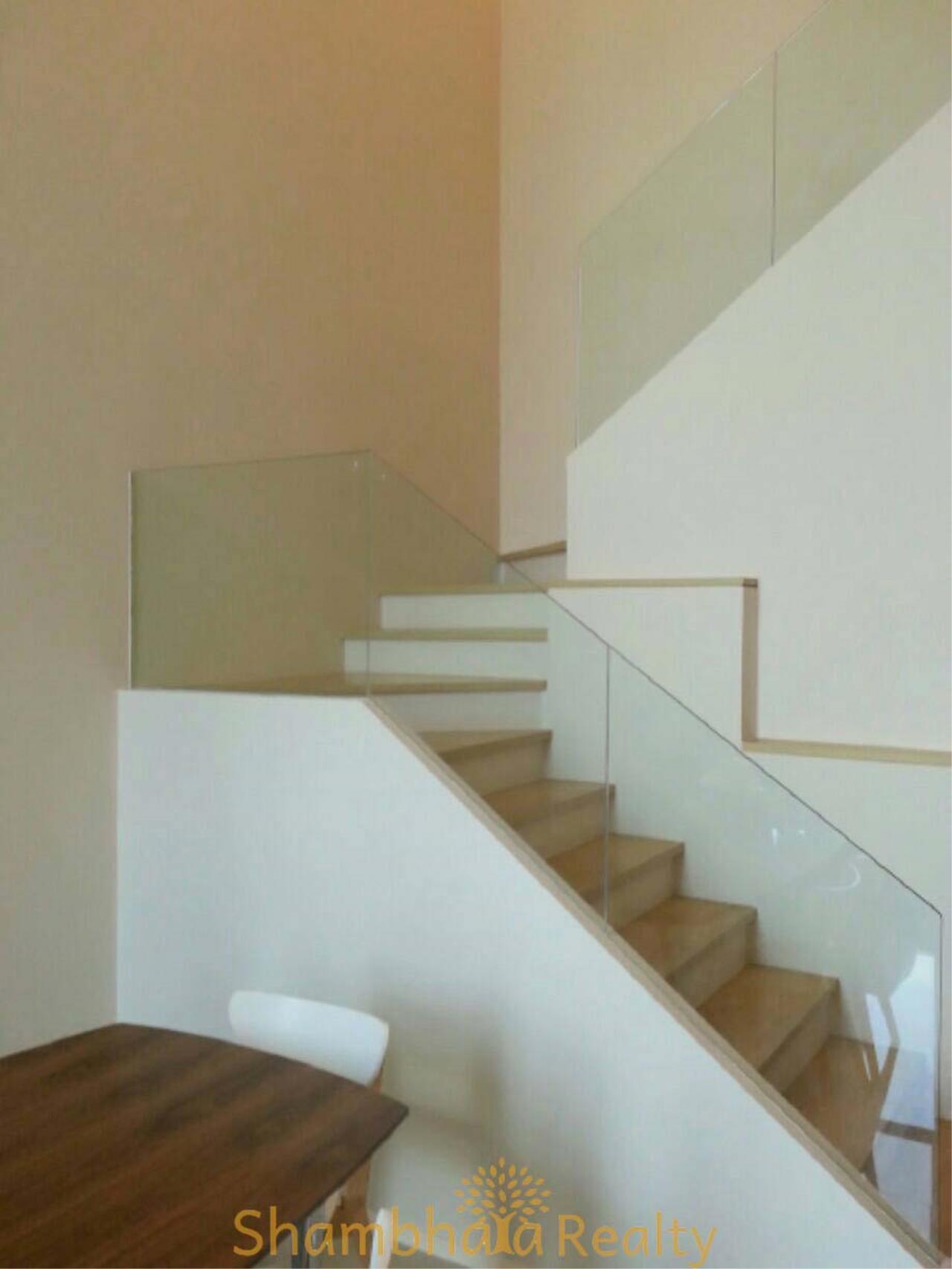 Shambhala Realty Agency's Villa Asoke Condominium for Rent in New Phetchaburi 11