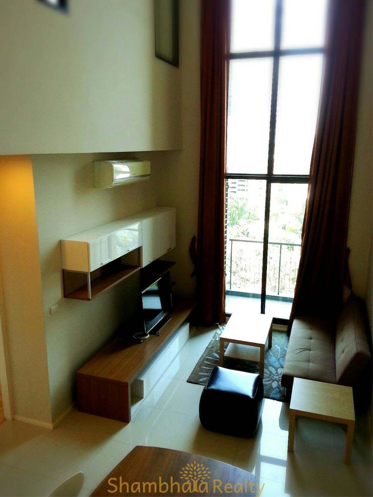 Shambhala Realty Agency's Villa Asoke Condominium for Rent in New Phetchaburi 4