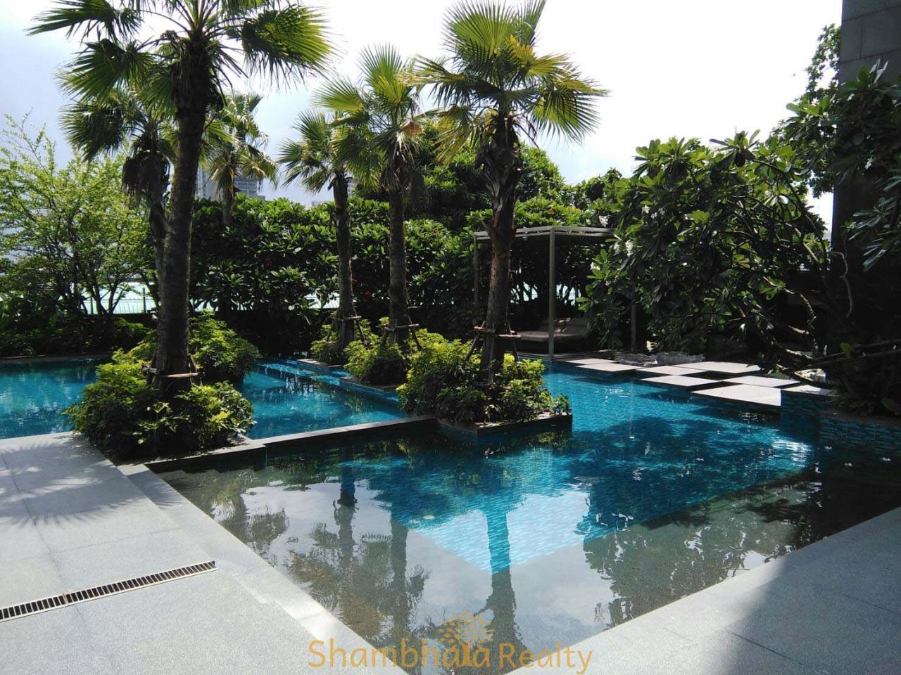 Shambhala Realty Agency's The Address Asoke Condominium for Rent 6