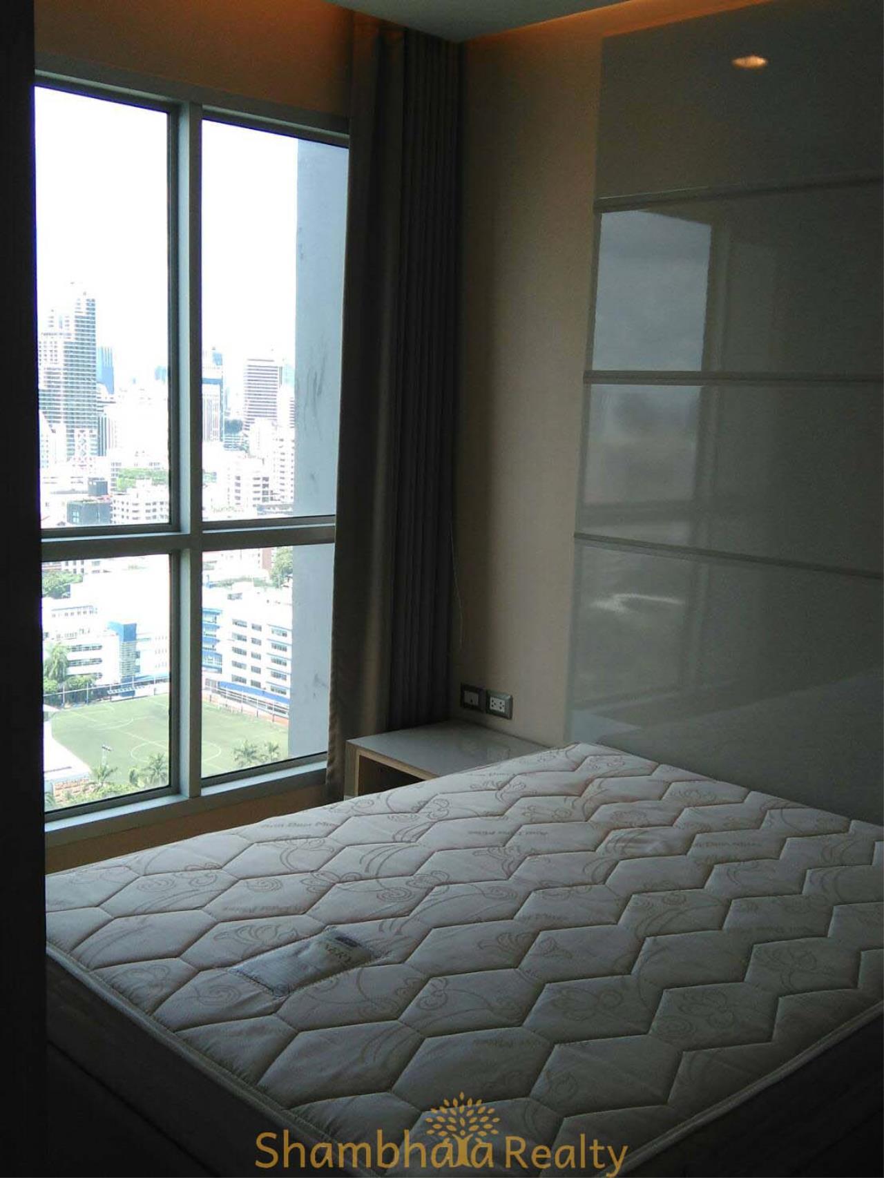 Shambhala Realty Agency's The Address Asoke Condominium for Rent 4