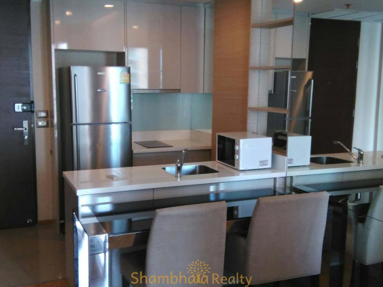 Shambhala Realty Agency's The Address Asoke Condominium for Rent 3