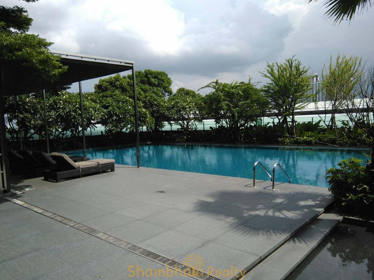 Shambhala Realty Agency's The Address Asoke Condominium for Rent 7