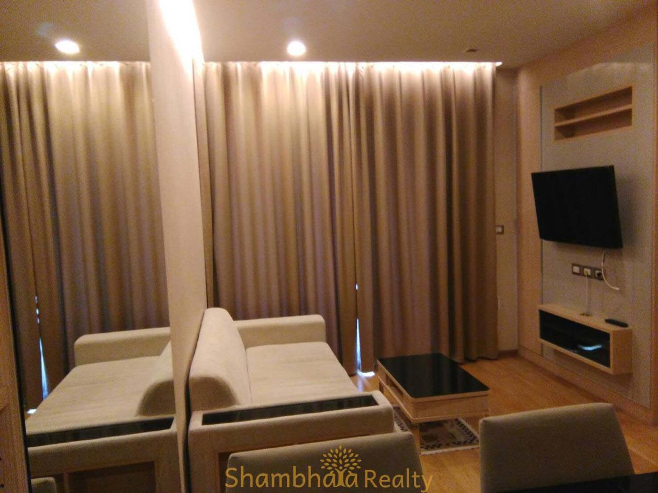 Shambhala Realty Agency's The Address Asoke Condominium for Rent 2