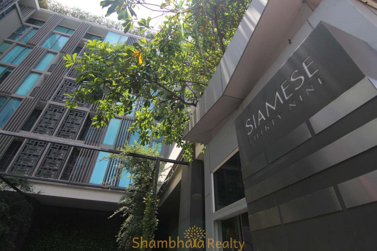 Shambhala Realty Agency's Siamese Thirty Nine Condominium for Sale/Rent 19