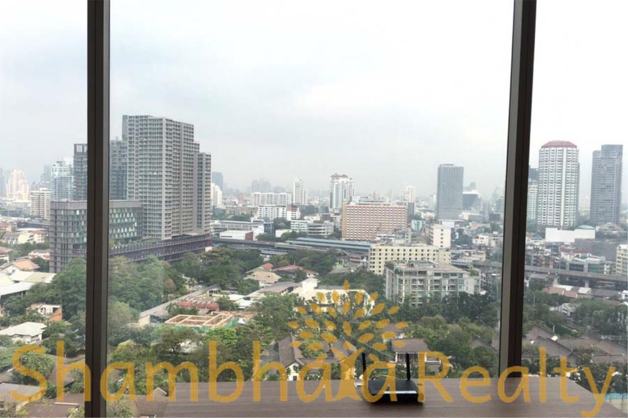 Shambhala Realty Agency's Ashton Morph 38 Condominium for Sale/Rent in Sukhumvit 38 1