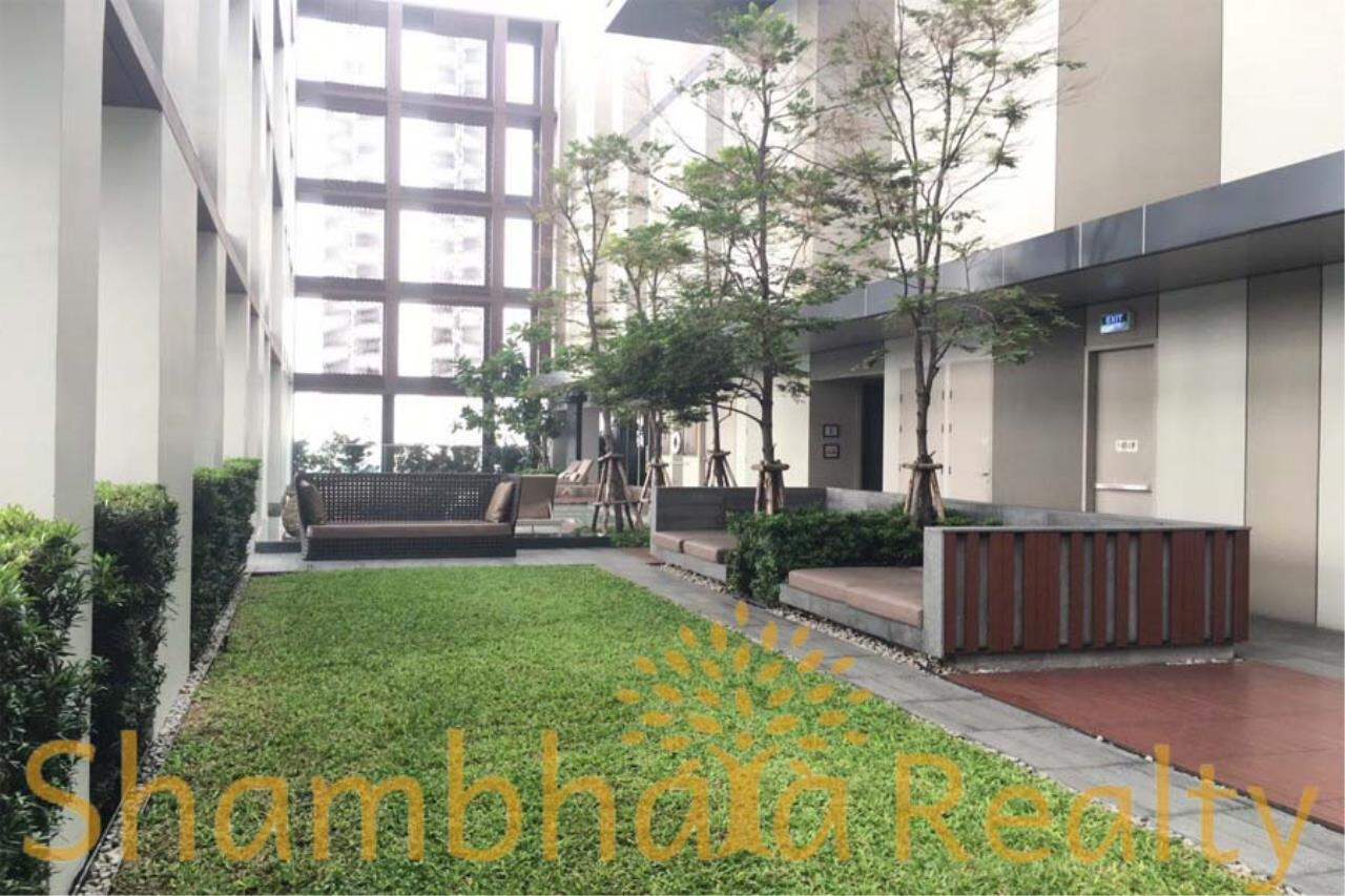 Shambhala Realty Agency's Ashton Morph 38 Condominium for Sale/Rent in Sukhumvit 38 7